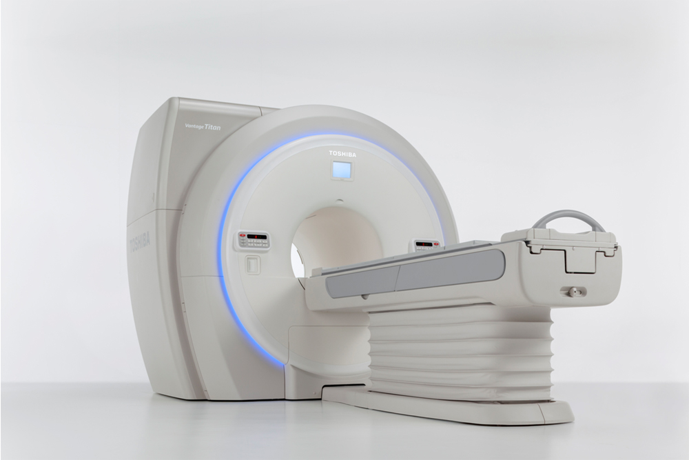 MRI Vantage Titan 1.5ステラ